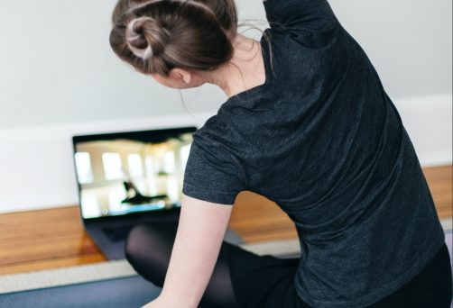 Vinyasa Yoga sanft – Anja (Online via Zoom)